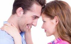 Veidotyros specialistė: ieškokite vyro pagal šiuos veido bruožus