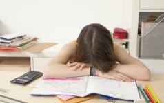 Psichologas – apie egzaminus: kaip jiems nusiteikti ir kokių klaidų nedaryti