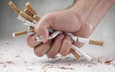 Евростат: курящих в Литве больше, чем в среднем в ЕС