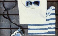 Stilistų patarimai, kaip sukomplektuoti atostogų garderobą