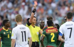 FIFA Konfederacijų taurė: Vokietija – Kamerūnas