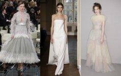 6 naujo sezono vestuvinių suknelių tendencijos