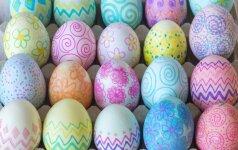 4 kiaušinių dažymo būdai, kurie margučius paverčia ypatingais