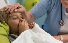 Tiesa ir mitai apie peršalimo ligas