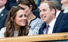 Kokį vardą būsimam vaikui išrinks karališkoji pora?