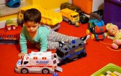 """""""Pypliukas"""": kaip išmokyti vaiką susitvarkyti"""
