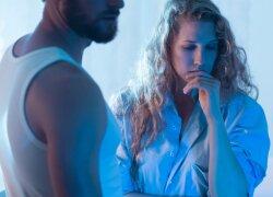 Vyras po skyrybų arba septyniolikto mėnesio sindromas