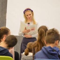 """Gruodį įvyks pirmas jaunimo knygų festivalis """"Vaikų Kalėdų sala"""""""
