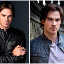 """Po 8 metų nuo """"Vampyrų dienoraščių"""" pradžios pagrindinis aktorius dar žavesnis nei kadaise (FOTO)"""