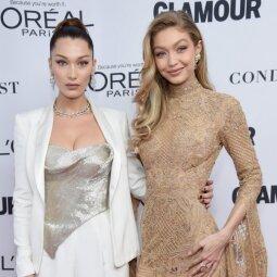 Sužinok, kuri iš Hadid sesučių pripažinta įtakingesne - Bella ar Gigi (FOTO)