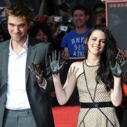 Visi nuščiuvę: aktorius R. Pattinsonas paliko mylimąją FKA Twigs dėl buvusių jausmų? (FOTO)