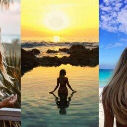 """Manai, tai tik gražūs vaizdai? Šios merginos """"Instagram"""" stebina kai kuo kitu (FOTO)"""