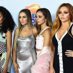 "Merginų grupės ""Little Mix"" narės populiarumą pelno talentu, o ne liesomis kūno formomis (FOTO)"