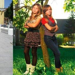 Minus 30 kg: kaip dvynės nesportuodamos sulieknėjo
