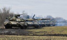 Россия-Украина: учения закончились, война продолжается
