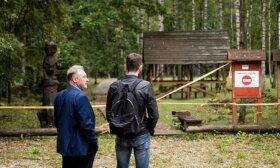 Обустроенный на европейские деньги парк стал частной собственностью