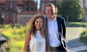 Ремигиюс Шимашюс женился в третий раз: не ожидали? Мы тоже!