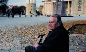 Czeslawas Miloszas Vilniuje, A.Bujako nuotr.