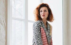 Agnė Gilytė padės išrinkti geriausią marškinėlių kūrėją