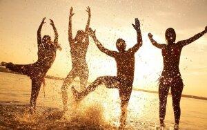 10 žingsnių laimingesnio gyvenimo link