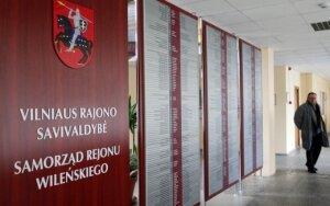 The ranking of local authorities of 2014. The Vilnius region goes down, the Salcininkai region goes up.