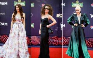 """""""Eurovizijos"""" dainų konkurso atidarymo ceremonija subūrė visus 42 dalyvius"""