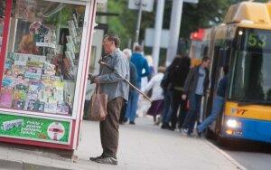 Vilniečiai netyla: viešojo transporto bėdos su reforma nepasibaigė