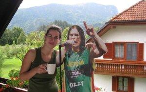 Sirgaliaus dienoraštis: kelionė į Slovėniją ir pirmosios rungtynės