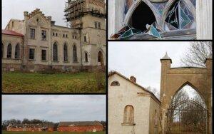Pamirštų Lietuvos pastatų istorijos: įspūdingos apleistos vietos