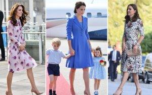 Catherine Middleton stilius neįmanomas be šių kelių detalių