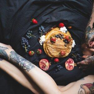 Ne tik per Užgavėnes: 5 sveikatai palankių blynų receptai