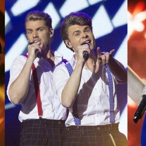 """""""X Faktoriaus"""" superfinalo dalyviai atskleidė, kur leistų laimėtus 15 tūkstančių"""