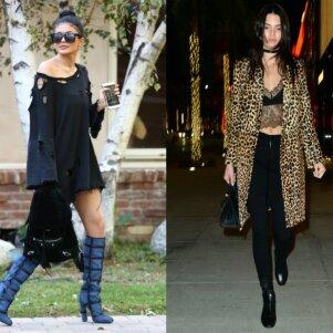 Įvertink naujausią seserų Kendall ir Kylie Jenner kolekciją (FOTO)