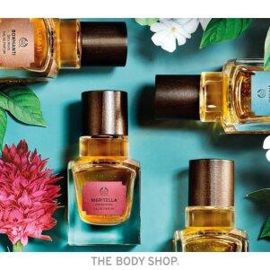 """Ženk į naujus metus kvepėdama """"The Body Shop"""" aromatu! Konkursas baigtas."""