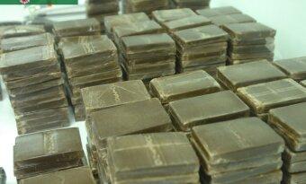 Lietuvos policija sulaikė vieną didžiausių šalies istorijoje narkotikų siuntų