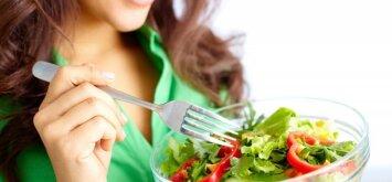 Mitybos specialistai: svoris gali kristi ir nemažinant maisto porcijų
