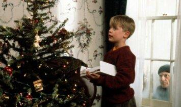"""10 dalykų, kurių nežinojai apie mylimiausią Kalėdų filmą <span style=""""color: #ff0000;"""">""""Vienas namuose""""</span>"""