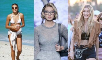 10 faktų, kurių nežinojai apie supermodelį Gigi Hadid (FOTO)