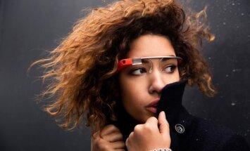 Google Glass akiniai