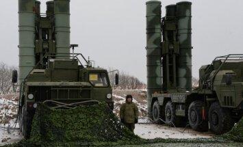 Raketų kompleksai S-400