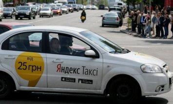 Yandex taksi