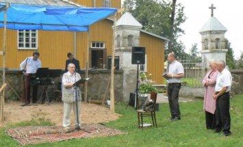 Święto Matki Boskiej Szkaplerznej w Taboryszkach