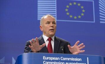 Eurokomisaras Vytenis Andriukaitis