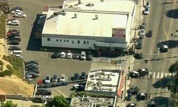 Мужчина захватил заложников в супермаркете в Лос-Анджелесе
