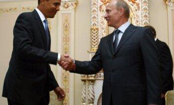 Barackas Obama, Vladimiras Putinas