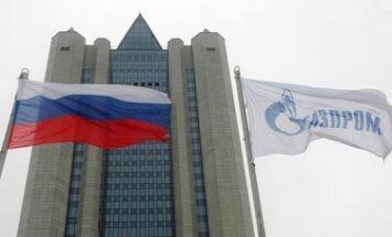 Gazprom, dujos