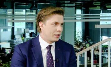 Gintautas Paluckas ir Mindaugas Sinkevičius