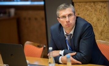 Ignalina NPP CEO Darius Janulevičius
