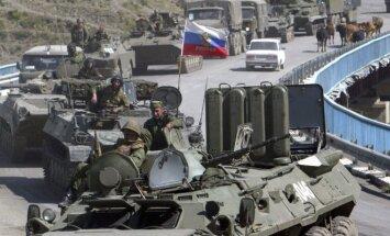 Rusijos pajėgos Gruzijoje