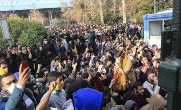 Protestas Irane